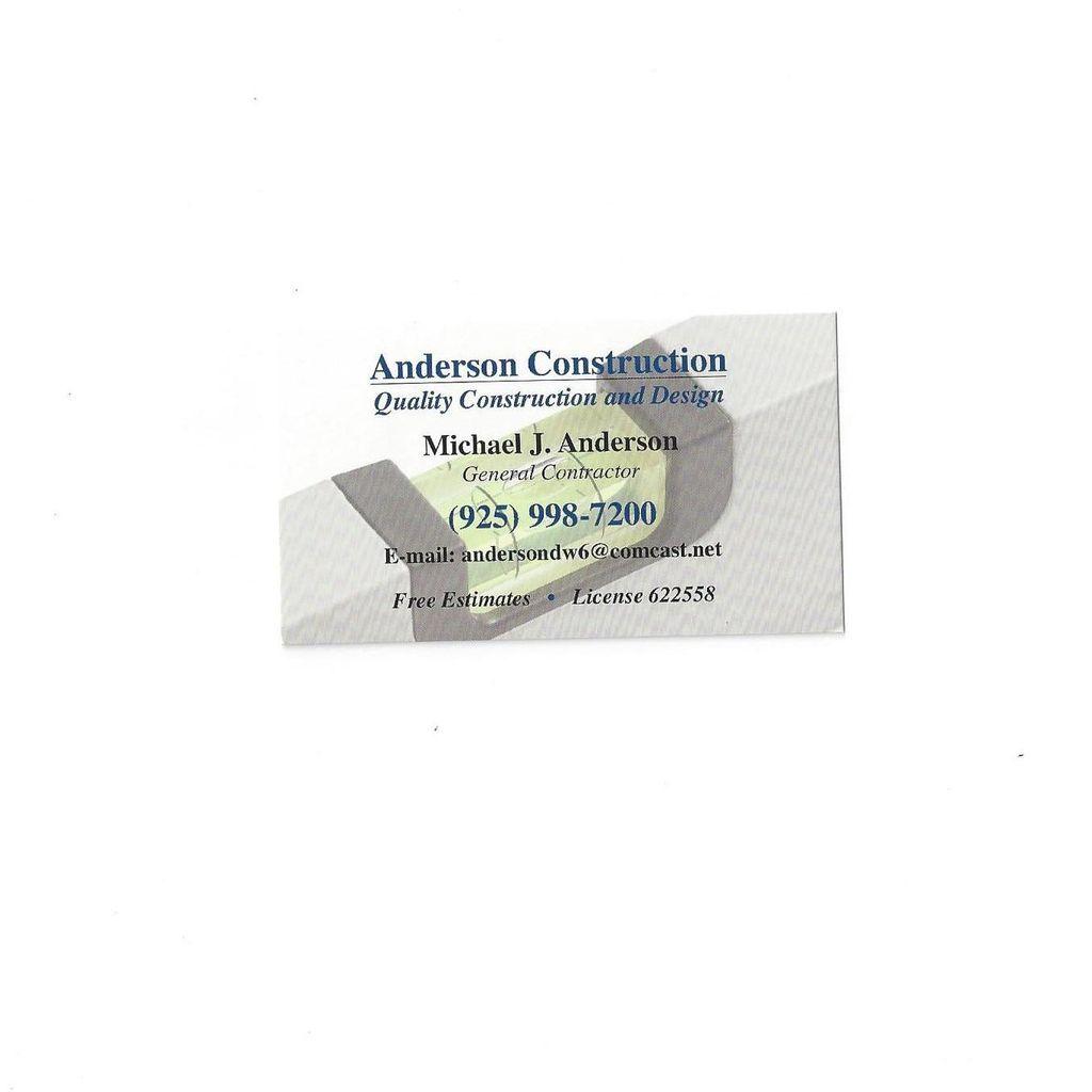 Anderson Construction