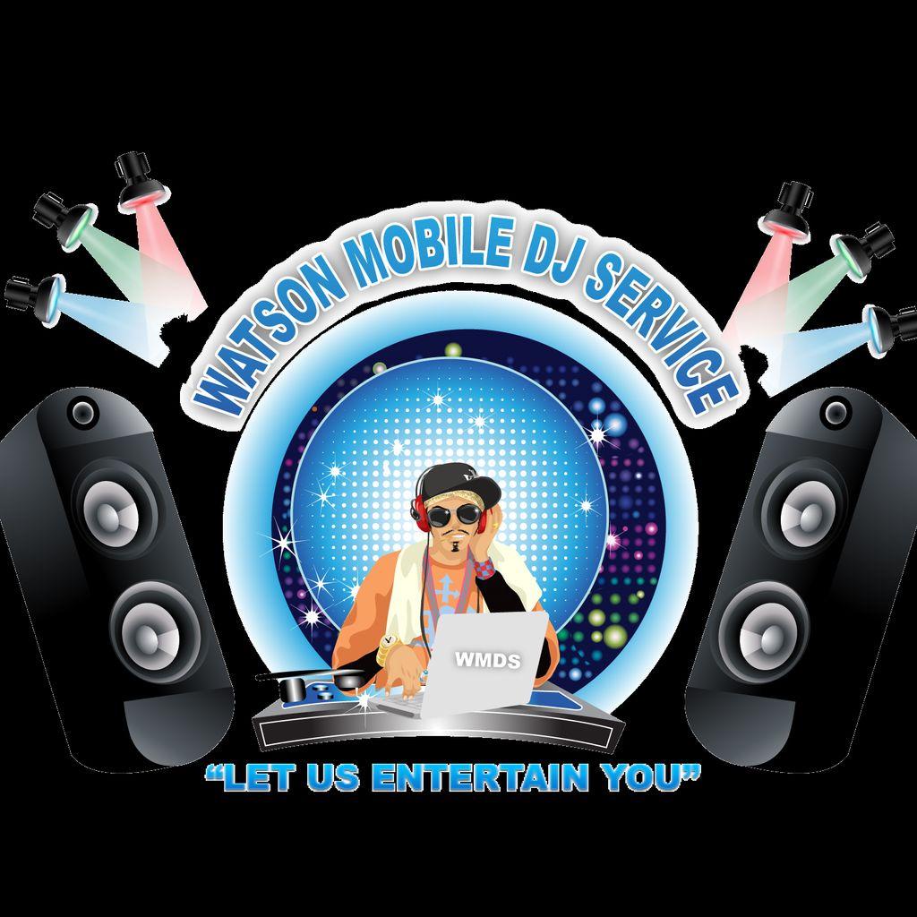 Watson Mobile DJ Service