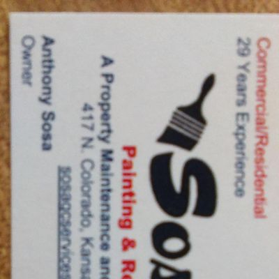 Avatar for Sosas contracting services Kansas City, MO Thumbtack