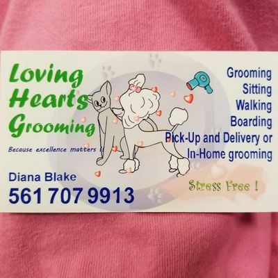 Avatar for Loving Hearts Grooming