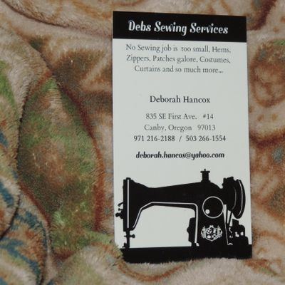 Avatar for Debs Sewing Services Canby, OR Thumbtack