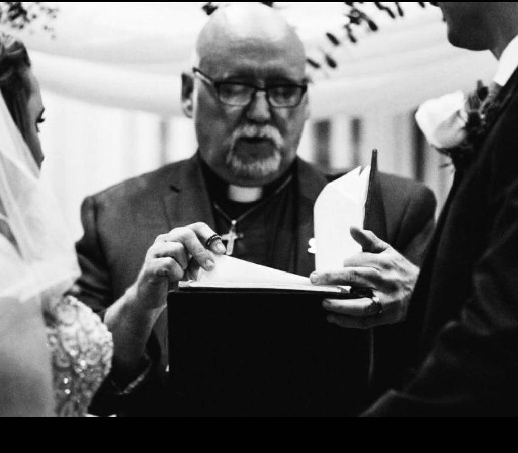 Personalized Wedding Ceremonies by Reverend Bill