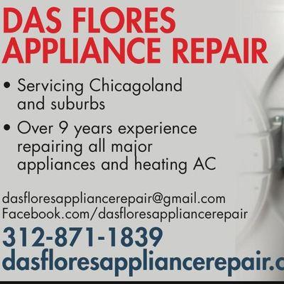 Avatar for Das Flores Appliance Repair Elmwood Park, IL Thumbtack