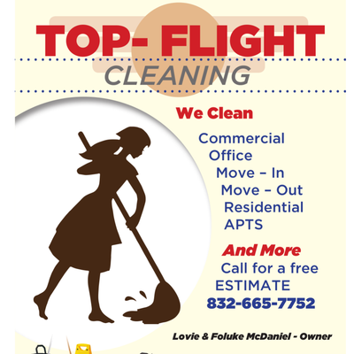 Avatar for Top Flight Cleaning Service Houston, TX Thumbtack