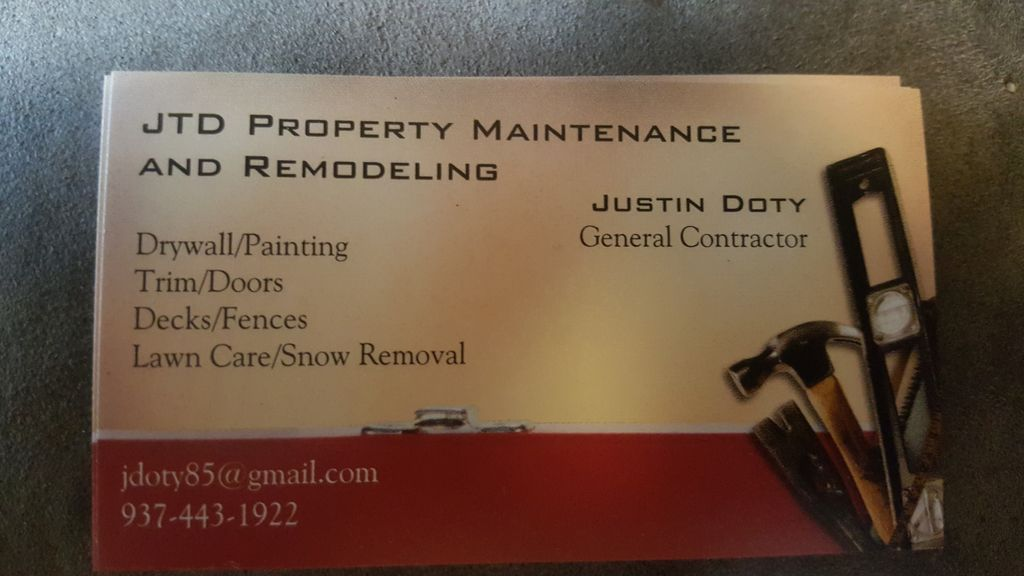 J.T.D. PROPERTY MAINTENANCE