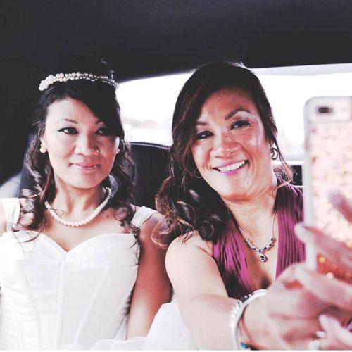 Client Selfies