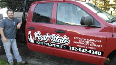 Avatar for First State Home ImprovementsLLC Houston, DE Thumbtack