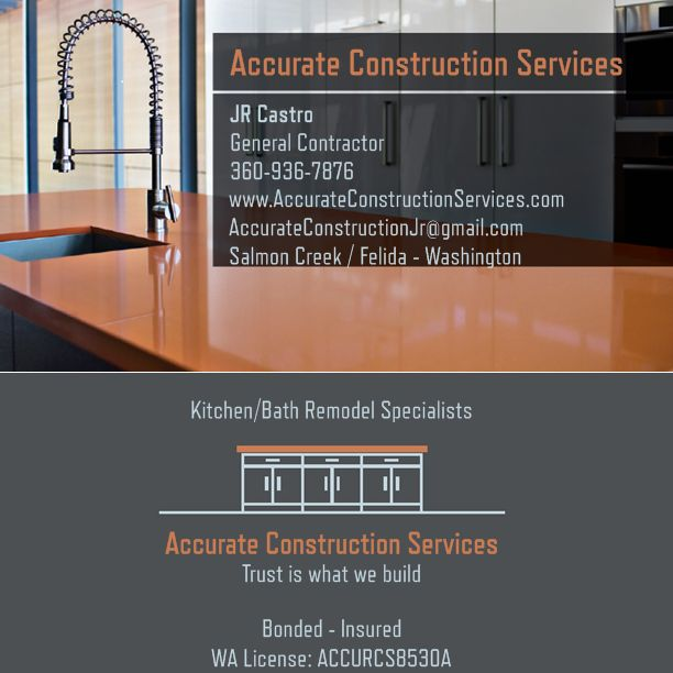 Accurate Construction Services