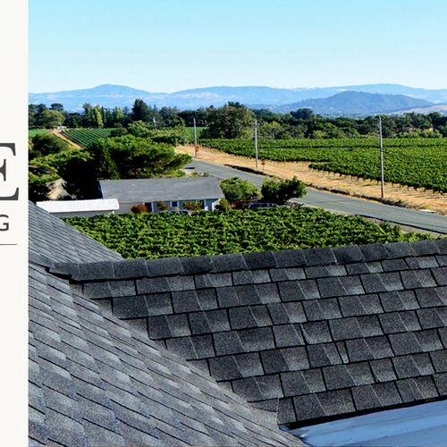 GAF Shingle Roof Sonoma County