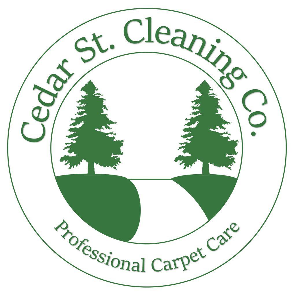 Cedar St. Cleaning Co.