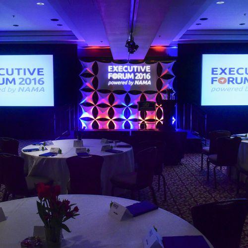 Corporate Event AV Rental