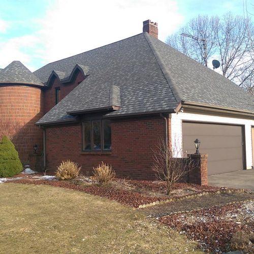 Asphalt Roof Ada, MI