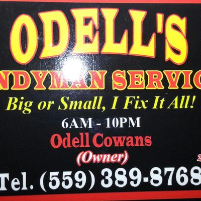 Avatar for odelle's handyman services Fresno, CA Thumbtack