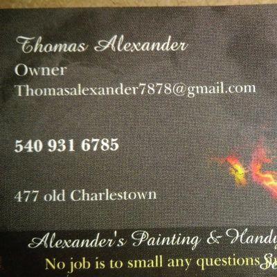 Avatar for Alexander's Painting & Handyman Service