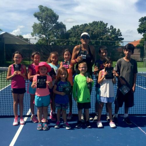 """""""Our 10 and Under Tennis"""""""
