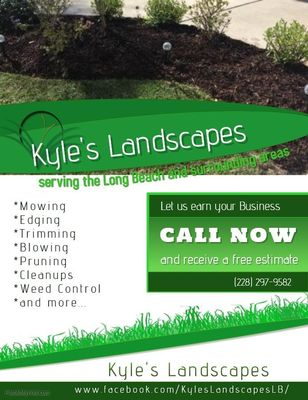 Avatar for Kyle's Landscapes Long Beach, MS Thumbtack