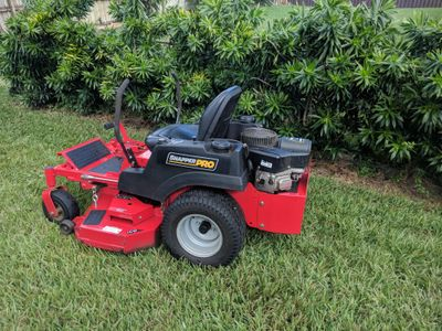 Avatar for Mike's lawn mowing Port Saint Lucie, FL Thumbtack