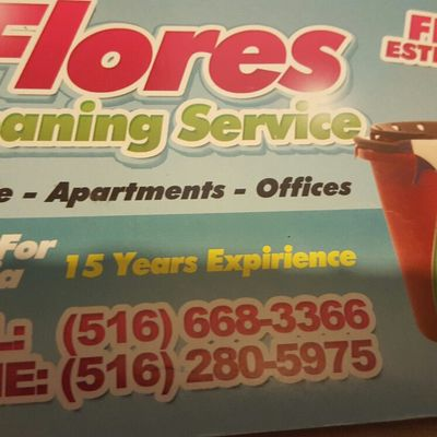 Avatar for Flores cleaning services Hempstead, NY Thumbtack