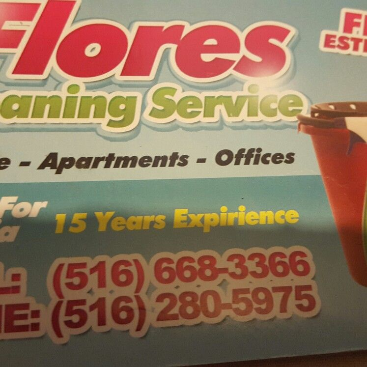 Flores cleaning services