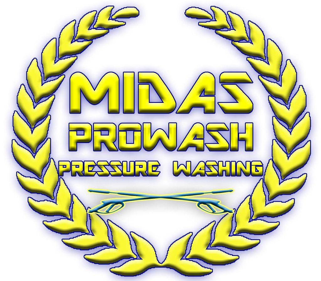 Midas Prowash Pressure Washing