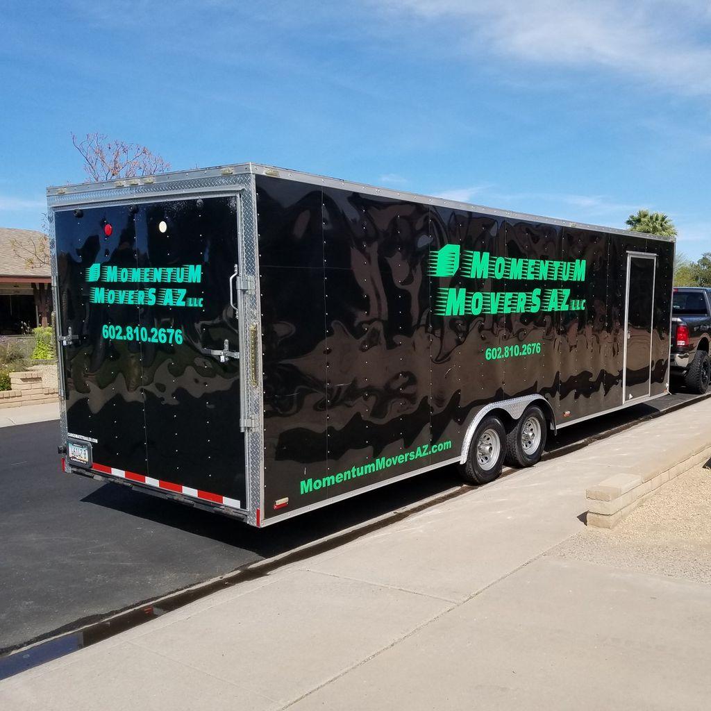 Momentum Movers AZ LLC