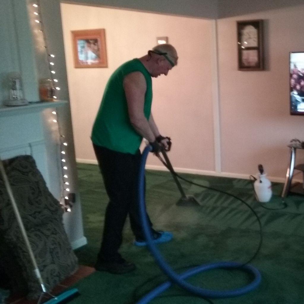Steve's Carpet Care