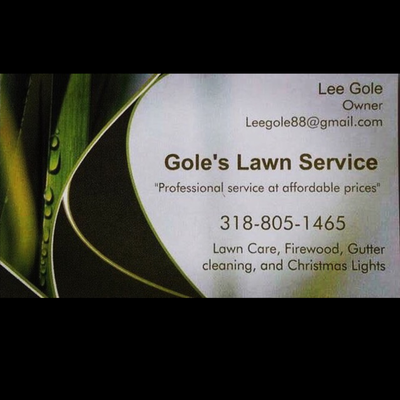 Avatar for Gole's Lawn Service and Power Washing
