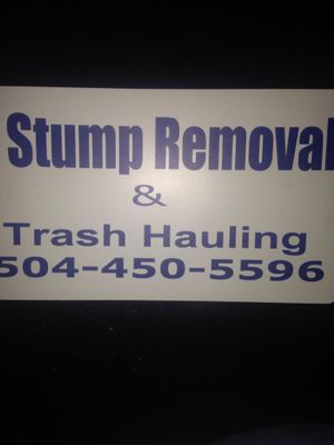 Avatar for Scott's Stump Removal Metairie, LA Thumbtack