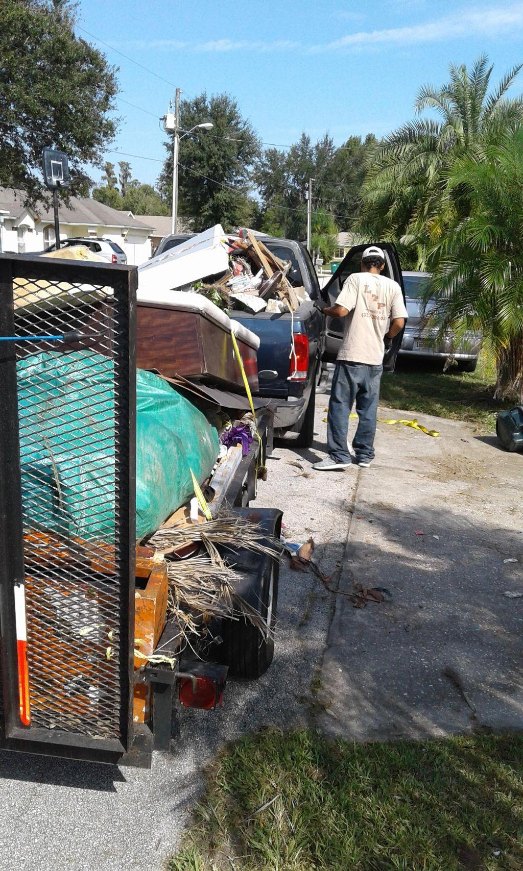 Ltp junk removal