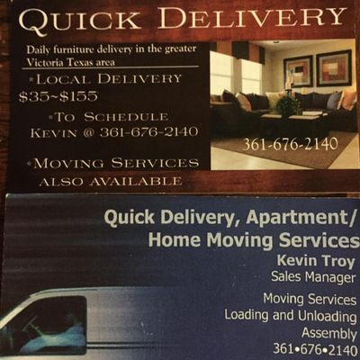 Avatar for Quick Delivery and Moving
