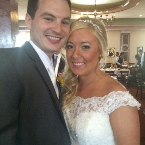 Happy Mr. and Mrs.!