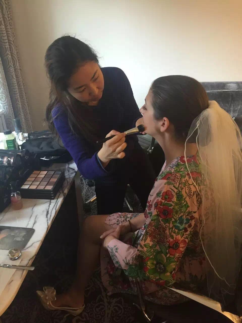 Erdan Li Makeup