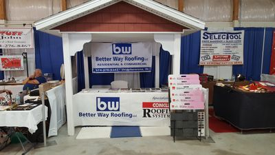 Avatar for Better Way Roofing Topeka, IN Thumbtack