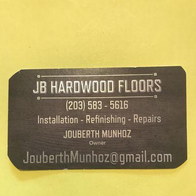 Avatar for Jouberth Munhoz Hardwood Floor Bridgeport, CT Thumbtack