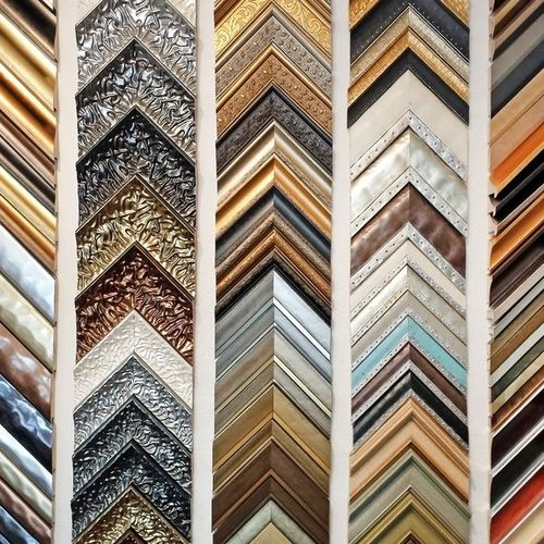 With over 2,000 frame samples to choose from, you will surely find the perfect match for your piece! We carry everything from traditional to modern and today's latest trends.