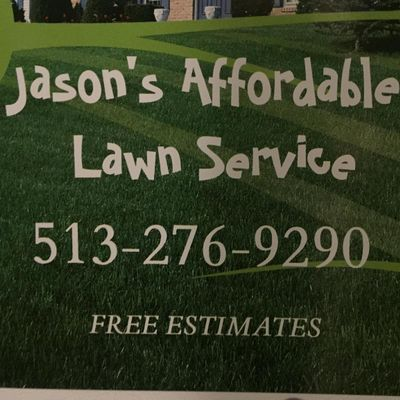 Avatar for Jason's Affordable Lawn Service Hamilton, OH Thumbtack