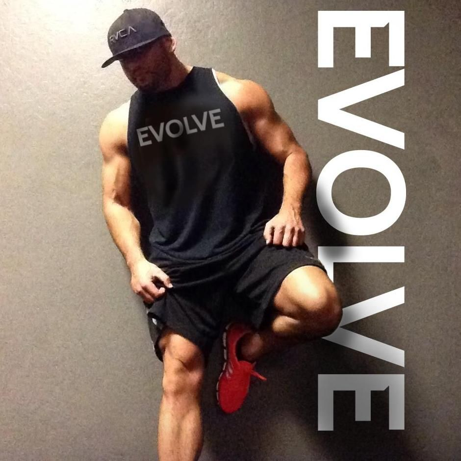 Evolve Fitness by Scott Meade
