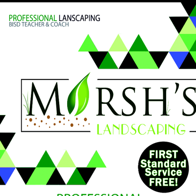 Avatar for Marsh's Landscaping North Richland Hills, TX Thumbtack