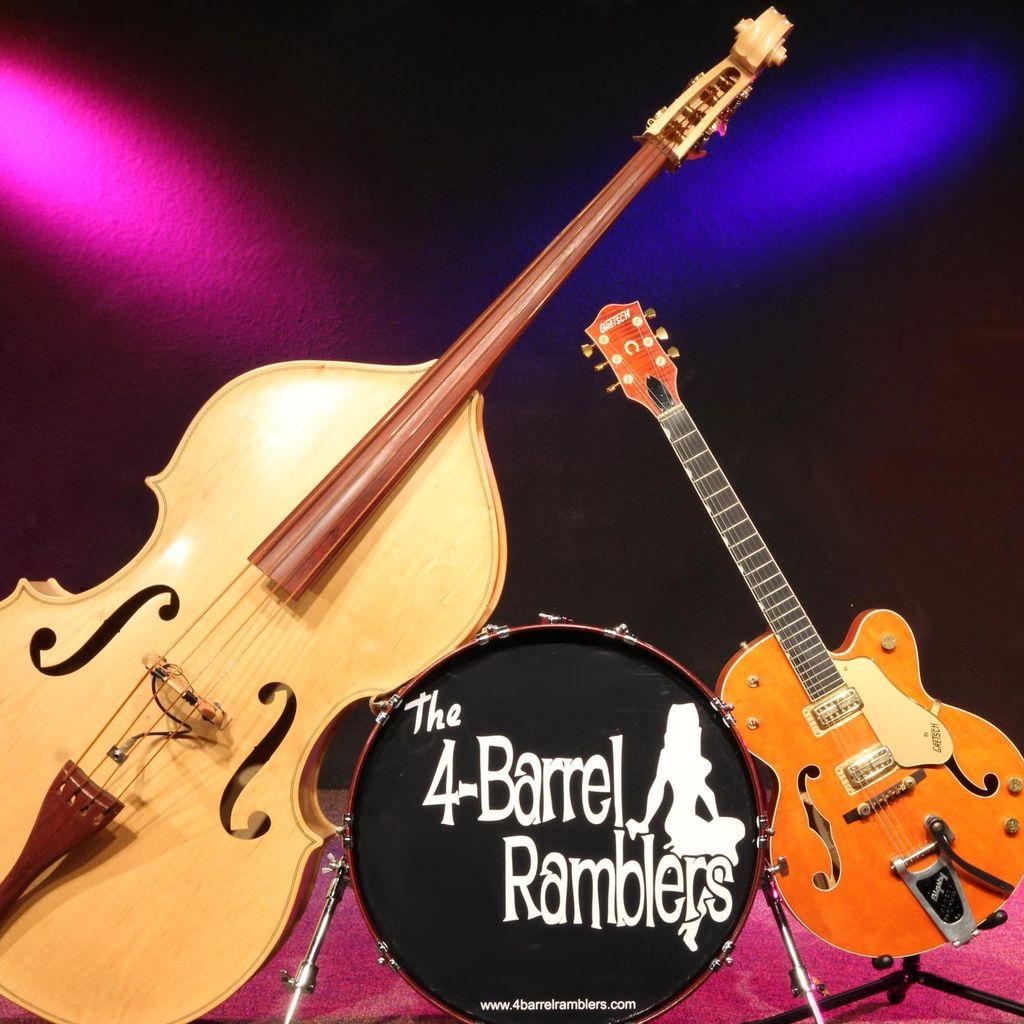 4 Barrel Ramblers Band
