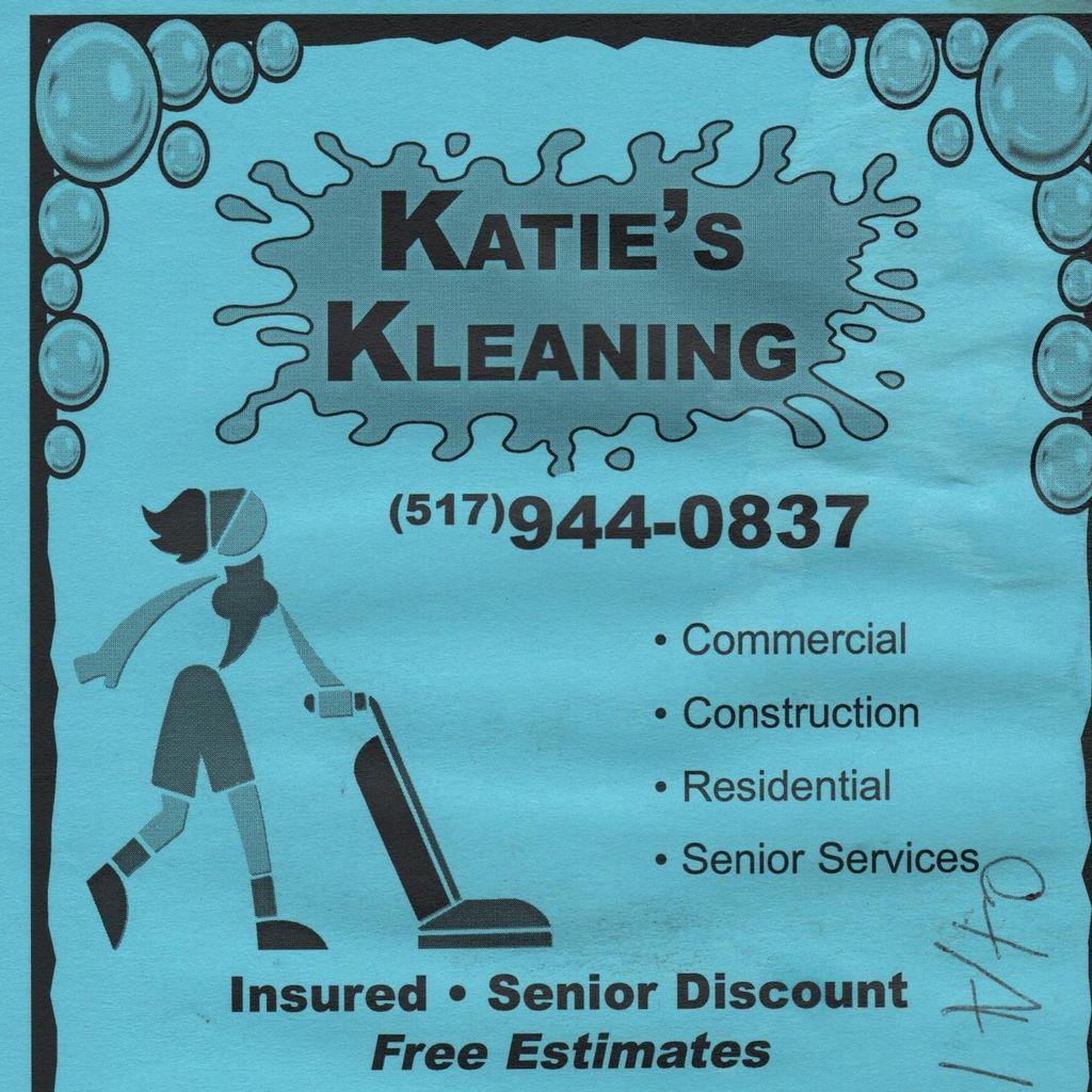 Katie's Kleaning