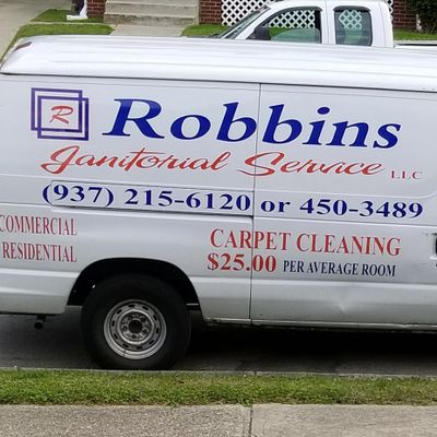 Avatar for Robbins Janitorial Service, LLC Springfield, OH Thumbtack