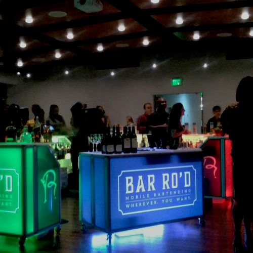 BAR RO'D Mobile Bartending lives and breathes its fundamentals… Wherever. You. Want.