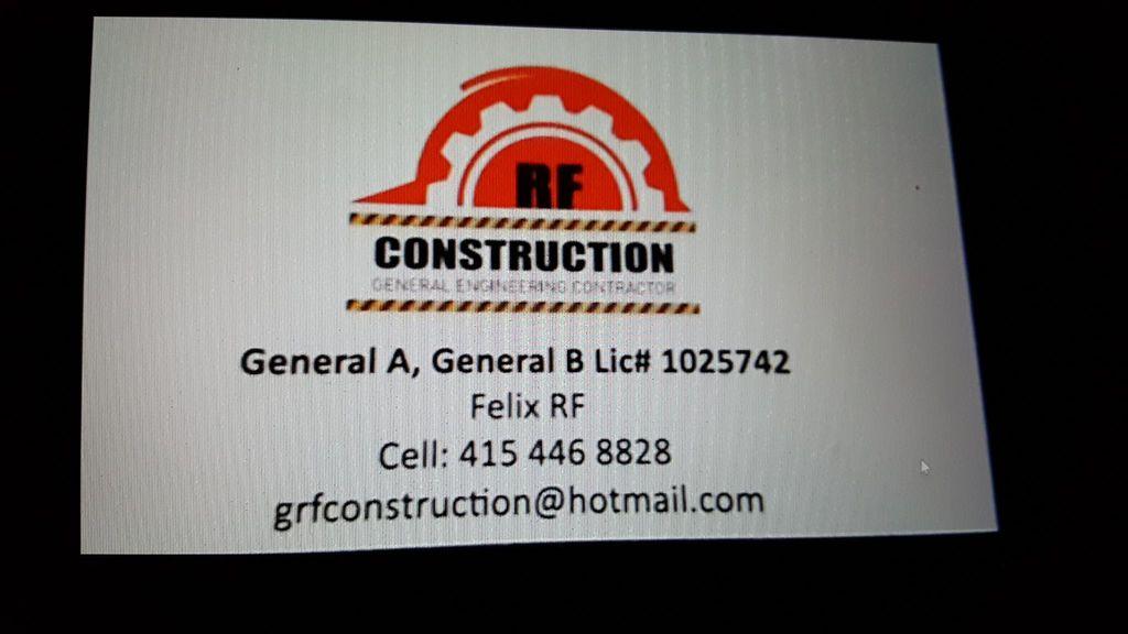 RF CONSTRUCTION ENGINEERING