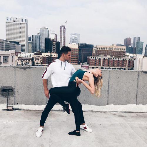Rooftop Video shoot