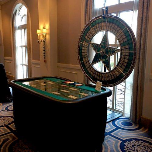 """Casino Money Wheel (60"""")"""
