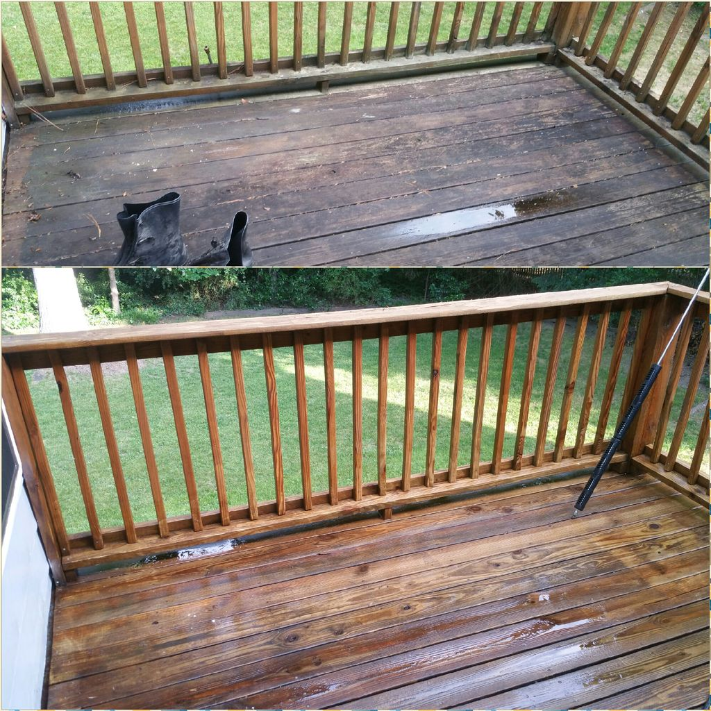 Witt's Power Washing & Junk Removal