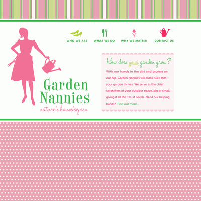 Avatar for The Garden Nannies a Division of Green Iris Cre...