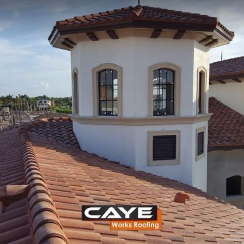 Caye Works - Roofing