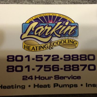 Avatar for Larkin HVAC of Utah West Valley City, UT Thumbtack