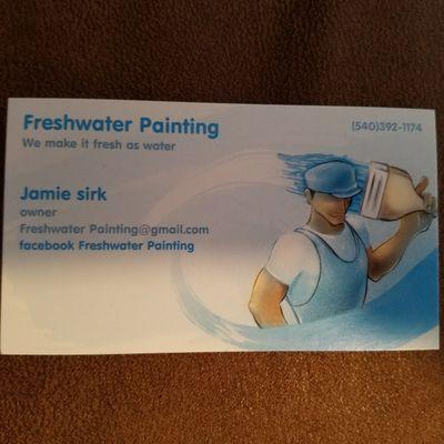 Avatar for Freshwater Panting Riner, VA Thumbtack